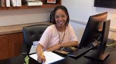 Sharon A. Dungee, Central Islip School District's new