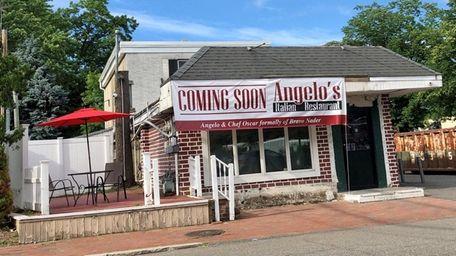 Angelo's Italian Restaurant is taking over the Huntington