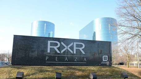 RXR Plaza in Uniondale.