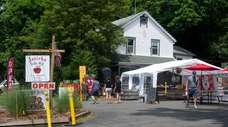 The Jericho Cider Mill, seen June 20, is