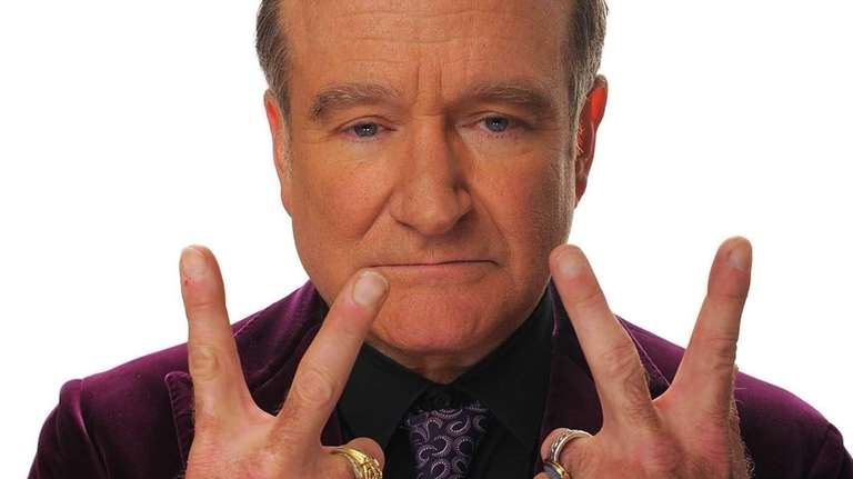 Robin Williams was the star in a comedy