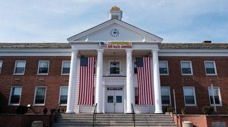 Babylon Town Hall in Lindenhurst Wednesday, March 20,