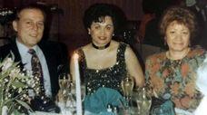 From left, William Ayala, Zaida Ayala and Carmen