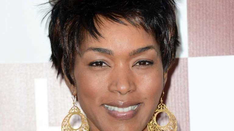 Actress Angela Bassett arrives at the premiere of