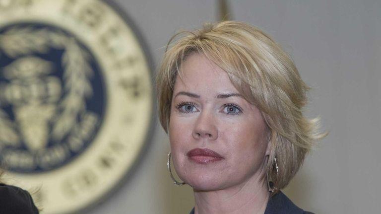 Trish Bergin Weichbrodt, a Republican, is an Islip