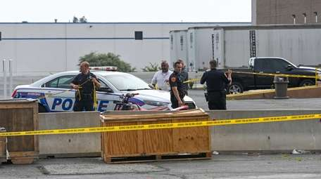 One person was killed and another injured in