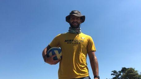 Nicholas Perillo, sports field director at the Point