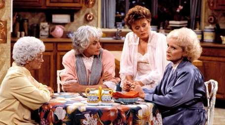 "A 1988 episode of ""The Golden Girls"" has"