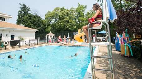Pierce Country Day Camp in Roslyn, pictured here