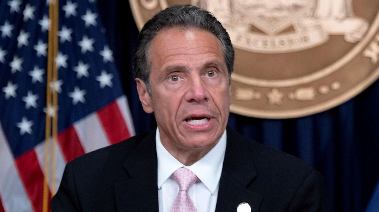 Gov. Andrew M. Cuomo said on Monday that