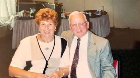 Mary and Louis Piropato in an undated photo.