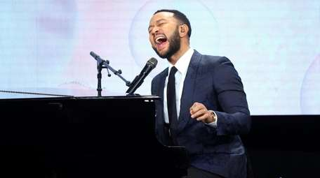 John Legend will be one of the performers