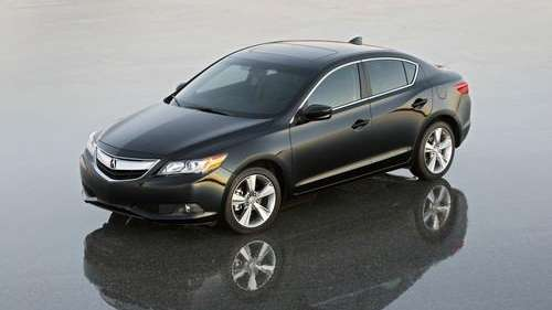 The 2013 Acura ILX comes with a 150-horsepower