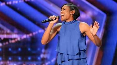 """America's Got Talent"" contestant Shevon Nieto, originally from"