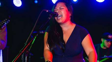 Soul/R&B artist Laurie Anne Creus will perform at