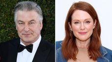 Alec Baldwin and Julianne Moore star in a