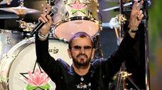 Former Beatle Ringo Starr turns 80 on Tuesday,