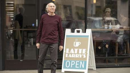 """Curb Your Enthusiasm"" creator and star Larry David"