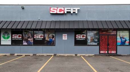 Owners of small gyms like this SC Fitness