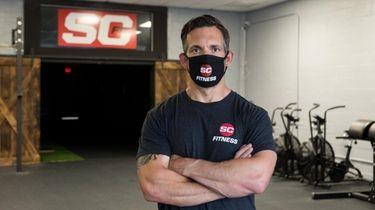 Charles Cassara, owner of SC Fitness in Farmingdale,