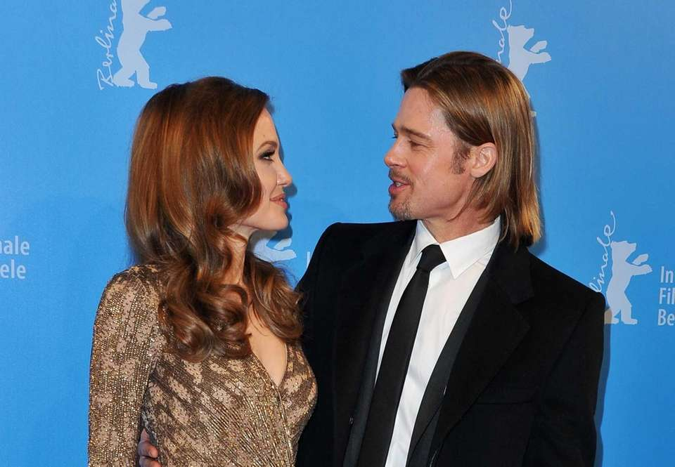 Brad Pitt and Angelina Jolie: The