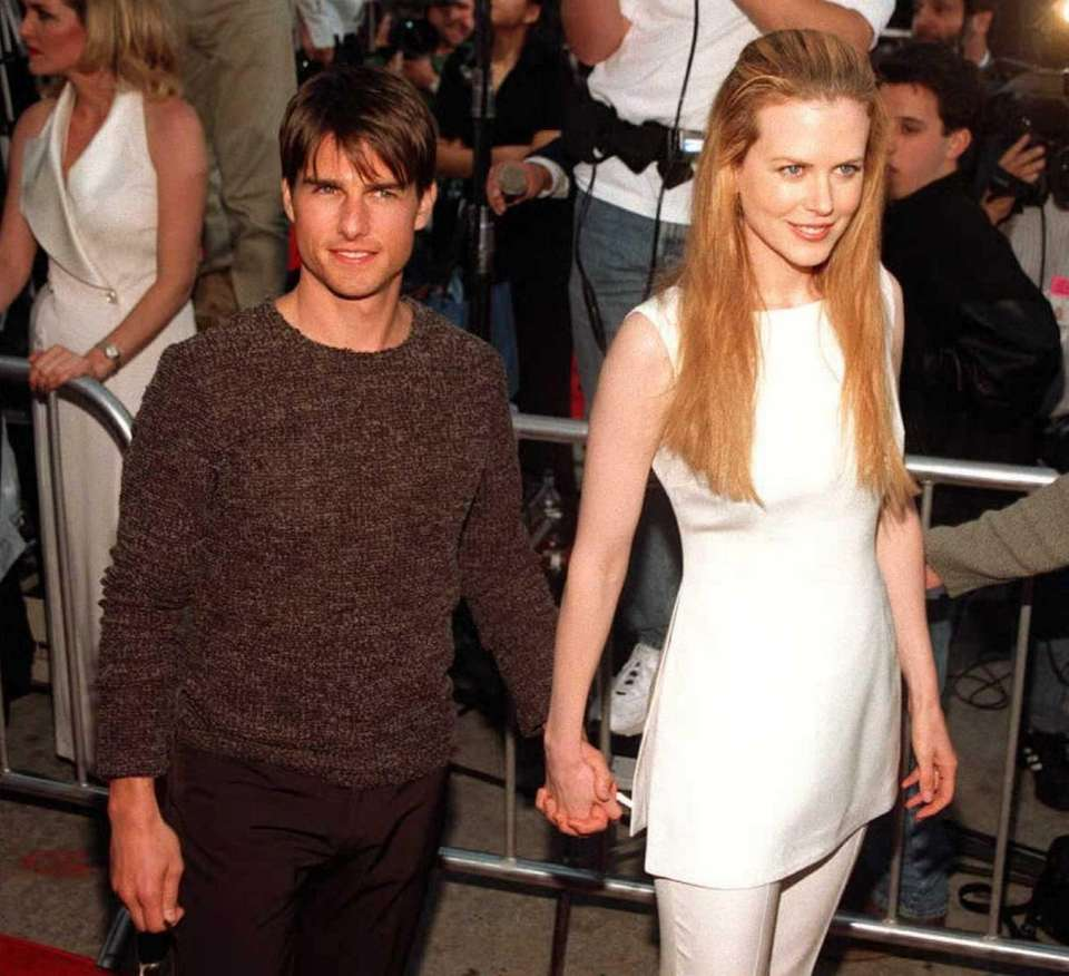 Tom Cruise and Nicole Kidman: After his divorce