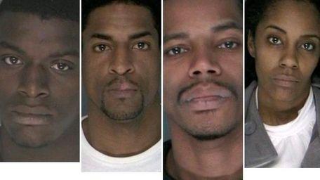Jamar Christian, 21, of Copiague; Rodney Fisher, 33,