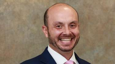 Andrew Garbarino, Republican incumbent candidate for New York