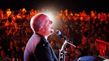 David Clark's Billy Joel tribute act, Songs in