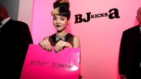 Baldwin's Melanie Martinez, a season three finalist on