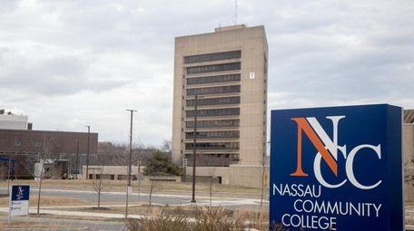 Nassau Community College in Garden City said it