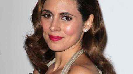 Jericho's Jamie-Lynn Sigler attends the Art of Elysium's