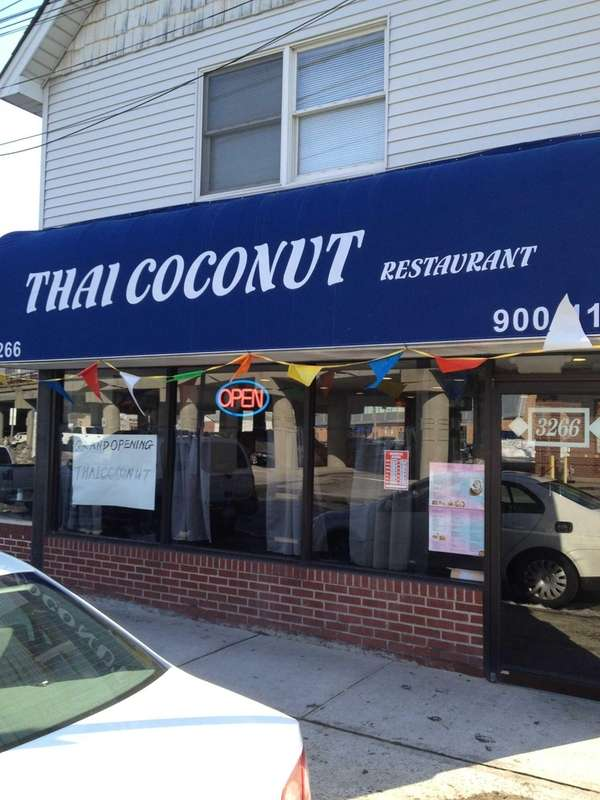 Thai Coconut is new to Wantagh. (Feb. 2013)