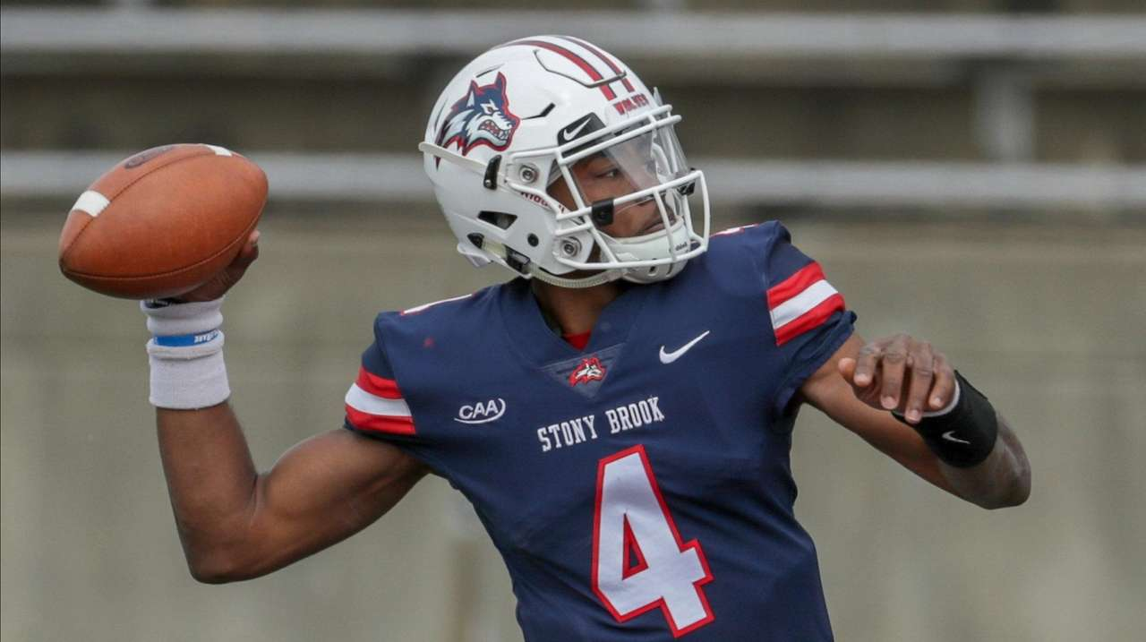 Stony Brook adds Western Michigan to football schedule