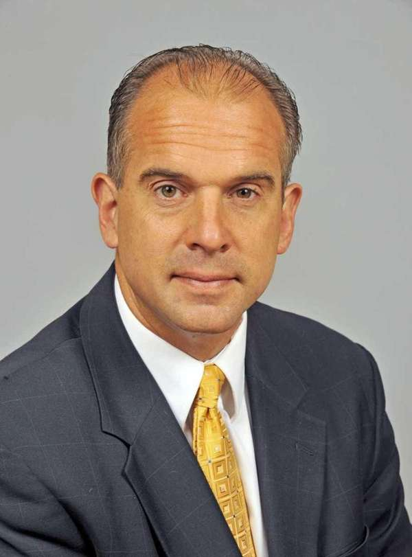Edward Ambrosino, a Republican, is a Hempstead Town