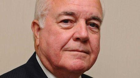 Town of Smithtown Councilman Robert Creighton. (June 30,
