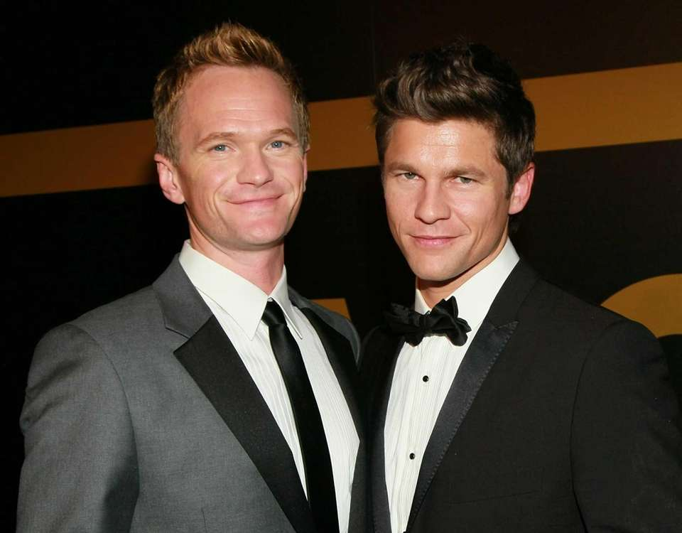 Neil Patrick Harris and David Burtka: The