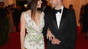 Jessica Biel and Justin Timberlake: Following a five-year