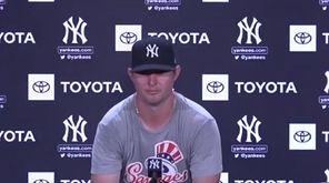 Yankees pitcher Zack Britton talks about restarting the