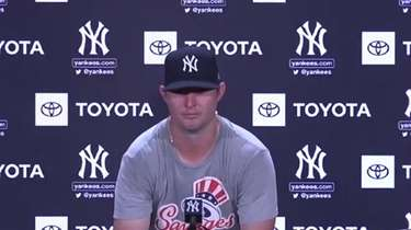 Yankees pitcher Zack Britton talks about restarting the