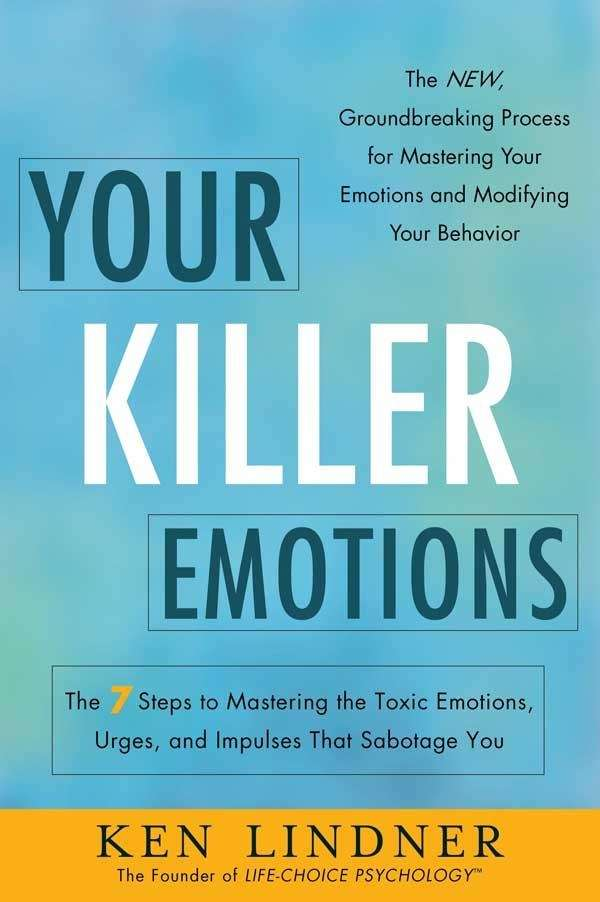 Ken Lindner's book helps people put their emotions