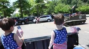 Sights and sounds from Fourth of July parades,