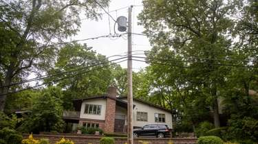 North Hempstead Town fought the installation of cell