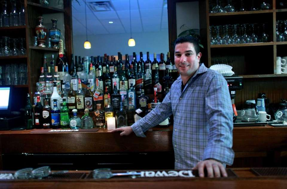 Opa Grille chef and owner George Labos. (Jan.