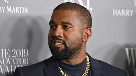 Hip-hop star Kanye West took to Twitter on