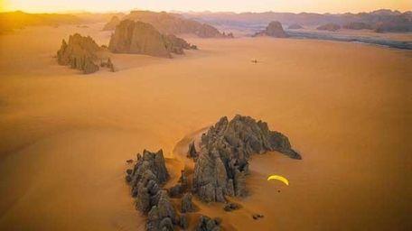 George Steinmetz: Desert Air