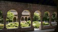 The Cloisters museum and gardens are in Fort