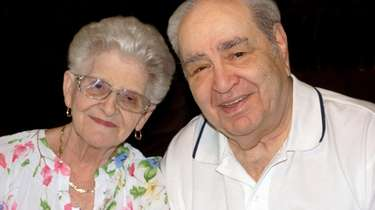 Suzanne and Marvin Gurwitz celebrated their 60th wedding