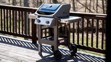 The Weber Spirit II E-210 gas grill offers