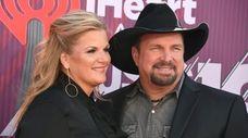 Country music stars Trisha Yearwood and husband Garth